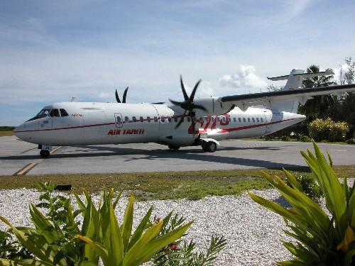La compagnie Air Tahiti : vols inter-îles en Polynésie